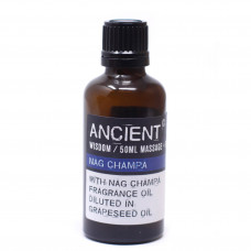Nag Champa Massage Oil - 50ml