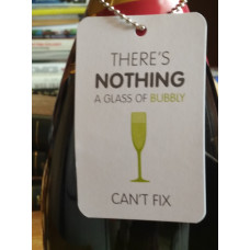 There's nothing a glass of bubbly can't fix