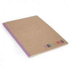 Happy Quotes Soft Cover Notebook  (Dance)