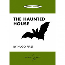 The Haunted House by Hugo First ~ Classic Fiction Greeting Card