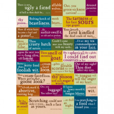 Shakespeare's Insults Exercise Book
