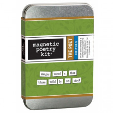 Magnetic Poetry Kit - The Poet