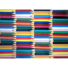 Pencils Wrapping Paper