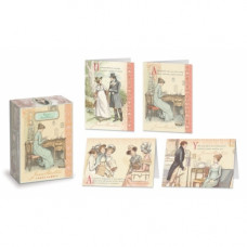 Jane Austen Note Cards ~ Pride & Prejudice